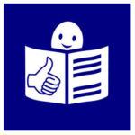 Logotipo de lectura fácil. Inclusion Europe